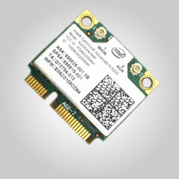 Wifi mini-PCI kaart