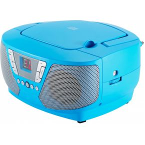 Bigben Interactive CD60BLSTICK Portable CD player Blauw cd-speler