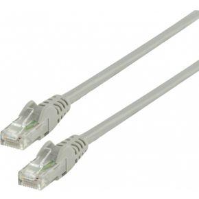 UTP CAT 6 netwerkkabel 1,00 m grijs