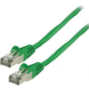 FTP CAT 6 netwerkkabel 20,0 m groen