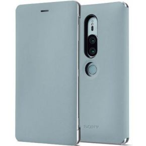Sony Style Cover Stand SCSH30 voor Xperia XXX zilver