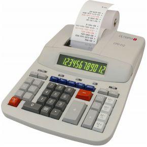 Rekenmachine Olympia cpd 512 er met telrol