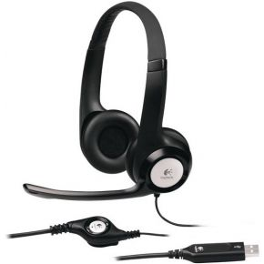 Logitech Headset Clearchat Comfort USB