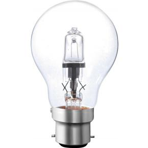 Image of Halogeenlamp B22 A55 70 W 1200 Lm 2800 K