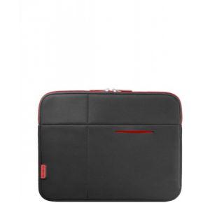 Airglow Laptop Sleeve 13.3 Black Red