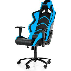 Gaming stoel AKRACING Player Gaming Chair zwart-blauw