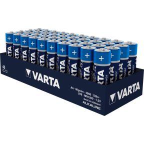 Batterij Varta Penlite Lr06 Aa H.E Doos 40 stuks