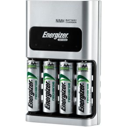 Energizer Enchg1 hour-eu 1-uur Lader, Euro Stekker, + 4x Hr6 2300 mah
