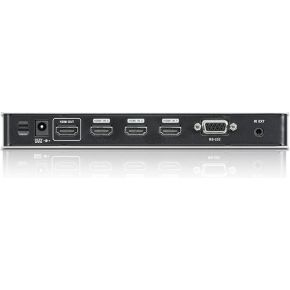 Aten 4 Port HDMI Switch Ultra-HD 4K (VS481B)
