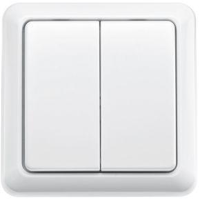 Image of Aan Uit Wandschakelaar DV