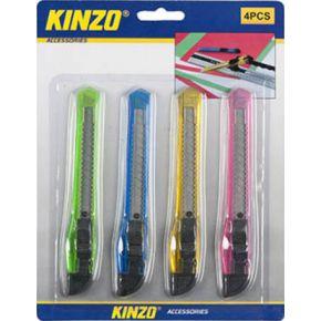 Image of Kinzo Hobby mes 4 stuks