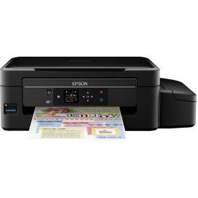 Multifunctionele inkjetprinter Epson EcoTank ET-2550 A4 Printen, Scannen, Kopiëren WiFi, Inktbijvuls