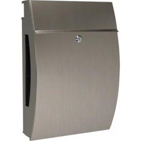 Image of Brievenbus - Nyc - Inox