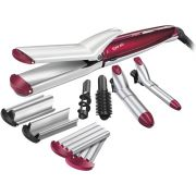 BaByliss MS22E haarstyler Krultang Warm Rood, Zilver 1,8 m