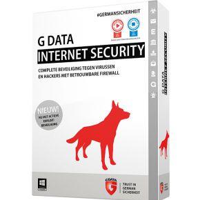 Image of G DATA InternetSecurity 1 PC NL