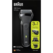 Braun Series 3 300 BT black
