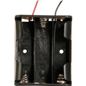 Image of 3x AA batterij houder - Velleman