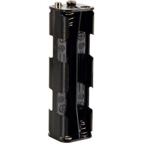 Image of 8x AA batterij houder - Velleman