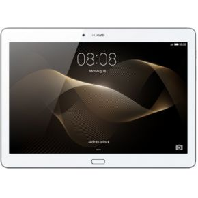 Huawei Mediapad M2 Android-tablet 10.1 inch 16 GB WiFi, GSM-2G, UMTS-3G, LTE-4G