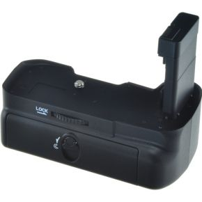 Image of Jupio Battery Grip for Nikon D3100/D3200/D3300/D3400/D5300