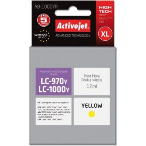 Image of ActiveJet AB-1000YR inktcartridge