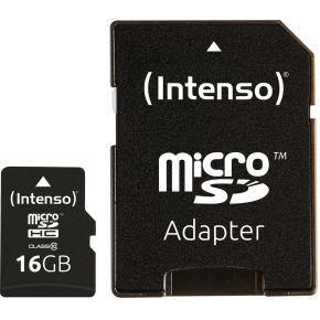 Intenso 16GB MicroSDHC (3413470)