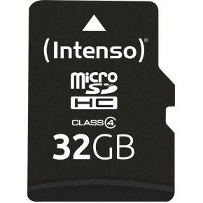 Intenso MicroSDHC 32GB (3403480)