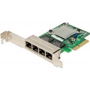 Supermicro AOC-SGP-I4 netwerkkaart & -adapter