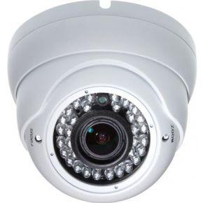 Image of Analoge Camera - Gebruik Buitenshuis - Dome - Ir - Varifocale Lens - 1000 Tv-lijnen - Sony Exmor