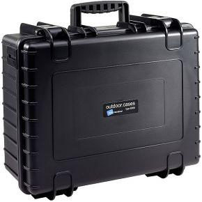 Image of B&W Copter Case Type 6000/B zwart met 3DR Solo Inlay