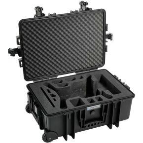 Image of B&W Copter Case Type 6700/B zwart met 3DR Solo Inlay