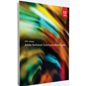 Image of Adobe Technical Communication Suite 2015