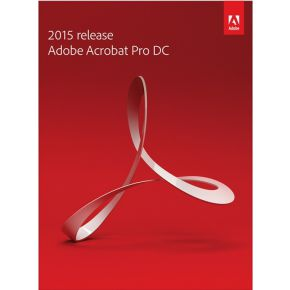 Image of Adobe Acrobat Pro DC