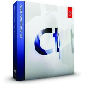 Image of Adobe Contribute CS5 (v6.5), Win, ENG, UPG