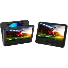 Denver MTW-756TWIN Portable DVD-Speler