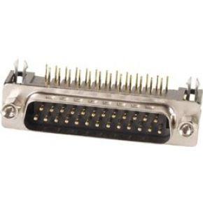 Image of Mannelijke 25p Sub-d Connector - Printmontage - (10 st.)