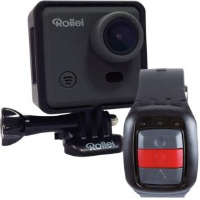 Image of Actioncam Rollei Actioncam 400 50402793 Full-HD, WiFi
