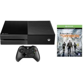 Microsoft Xbox One 1 TB + The Division