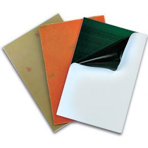 Image of Fotogevoelige Printplaat 100 X 160mm - Glasvezel - Ss