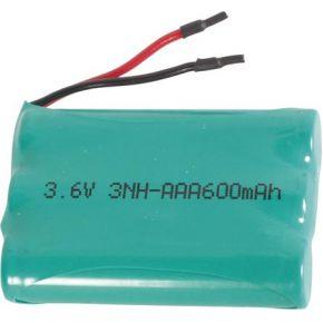 Image of Nimh Batterijpack 3.6v-600mah Met Soldeeraansluitingen
