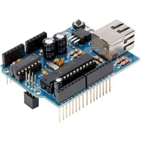 Image of Arduino Ethernet Shield Velleman VMA04 (Module)