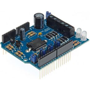 Image of Arduino Shield - Motor & Power - Velleman Modules