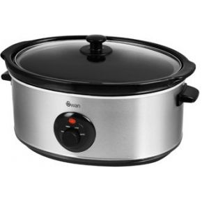 Image of Slowcooker 6,5L RVS
