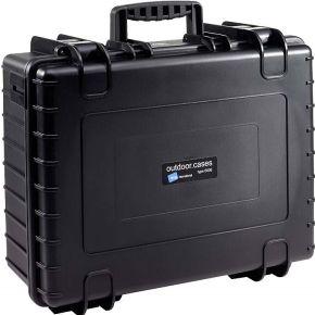 Image of B&W Copter Case Type 6000/B schwarz mit DJI Phantom 4 Inlay
