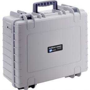 Image of B&W Copter Case Type 6000/G grau mit DJI Phantom 4 Inlay