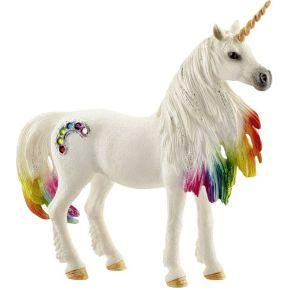 Image of Schleich - regenboog eenhoorn, merrie