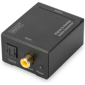 Image of Digitus Digital to Analog Audio Converter