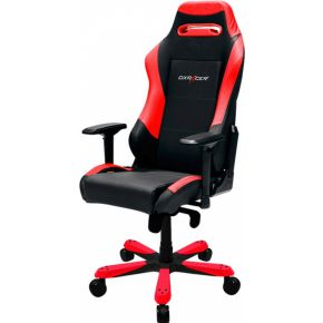 Image of DXRacer Gaming Stoel Iron IS11 (zwart-rood)