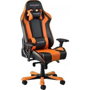 Image of DXRacer Gaming Stoel King KS06 (zwart-oranje)