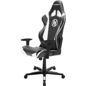 Image of DXRacer Gaming Stoel Team EnVyUs (zwart-wit)